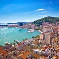 Brzi prijevoz brodom do Splita